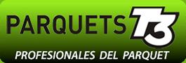 Parquets T3 Logo
